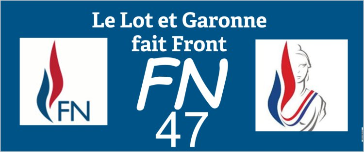 Bienvenue sur le blog du Front National 47